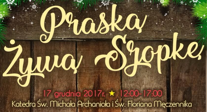 Koncerty, Praska Żywa Szopka - zdjęcie, fotografia