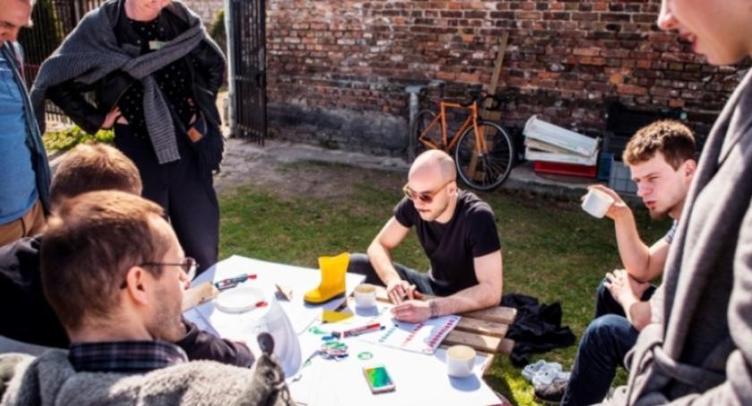 Inwestycje, Centrum Kreatywności Praga Czekamy pomysły! - zdjęcie, fotografia