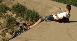 Praski rowerzysta