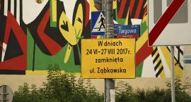 Zamknięta Ząbkowska do końca wakacji!